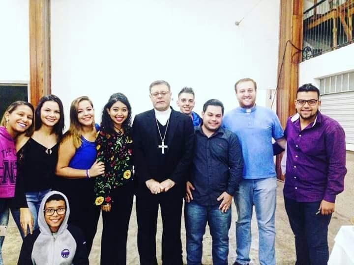 Treinamento de Liderança Cristã promove encontro com jovens em Jaú