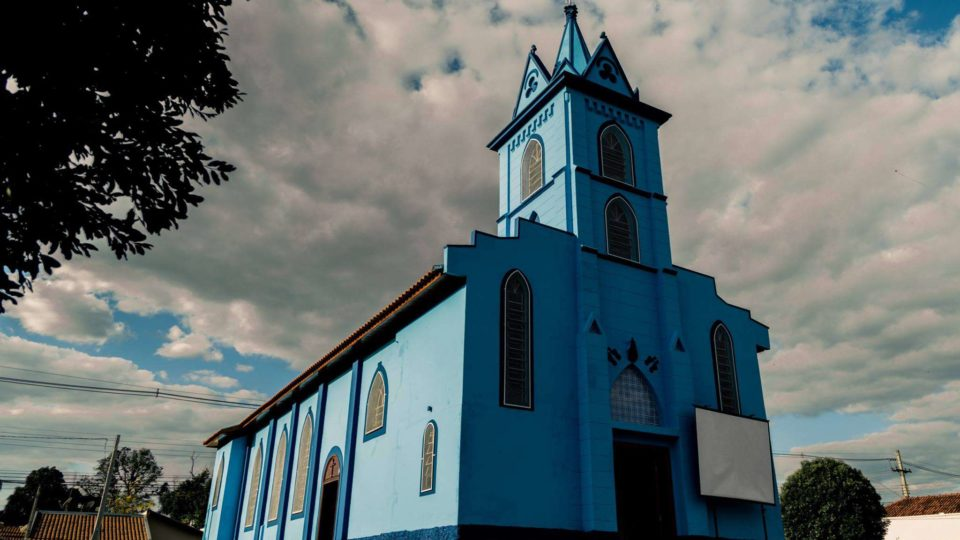 Fique Ligado : Assista aqui a entrevista de Dom Paulo falando sobre a reabertura da igreja de Bariri
