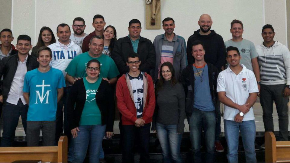 Setor Juventude se reúne com lideranças do Vicariato Senhor Bom Jesus