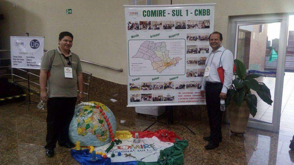 DIOCESE DE SÃO CARLOS PARTICIPA DO  37º ENCONTRO MISSIONÁRIO ESTADUAL COMIRE