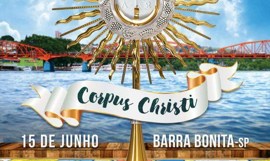 Milhares de pessoas são esperadas em Barra Bonita para Solenidade de Corpus Christi