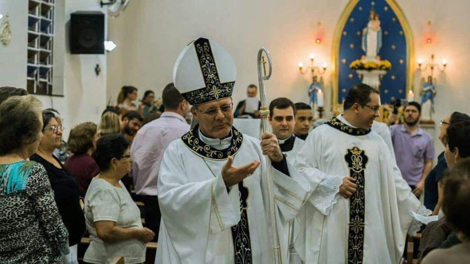 Igreja de Bariri é reinaugurada