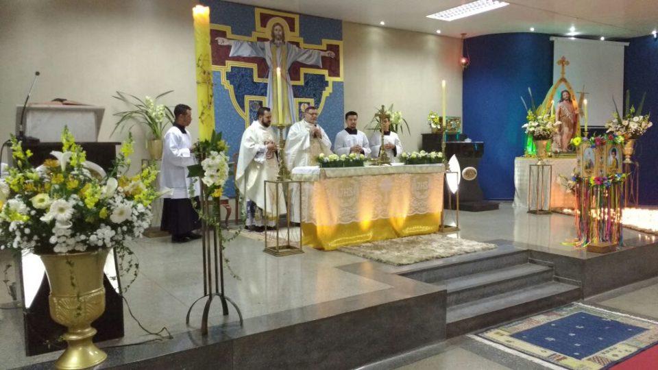 Bispo preside Missa de São João Batista em Araraquara