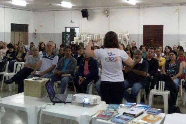 Catequistas do Vicariato São Carlos se reúnem