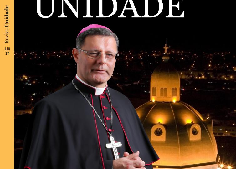 Confira a edição de Julho e Agosto da Revista Unidade