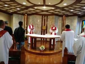 Bispo Referencial participa de reunião da Comissão Regional de Presbíteros