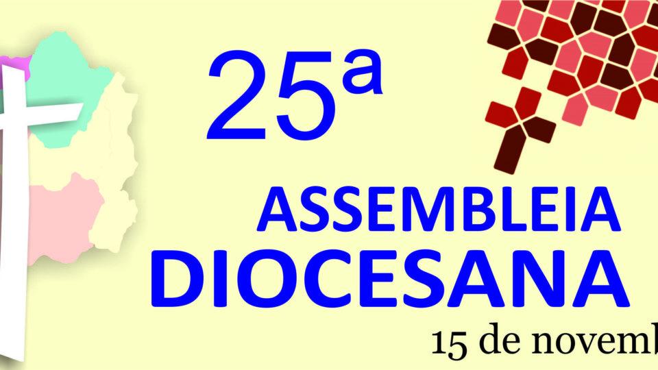Diocese se prepara para a 25ª Assembleia Diocesana de Pastoral