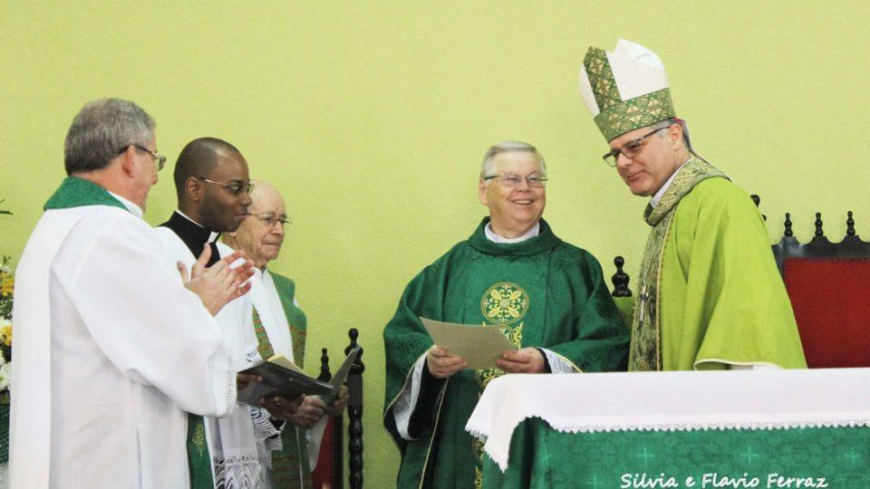 Paróquia Nossa Senhora do Perpétuo Socorro em São Carlos recebe Padre Pedro