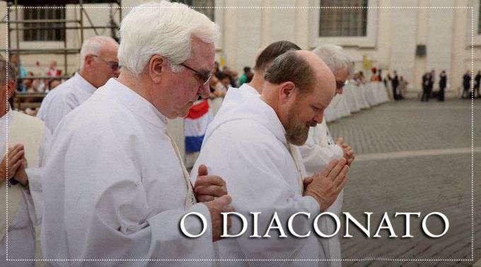 Igreja celebrou  Dia dos Diáconos Permanentes