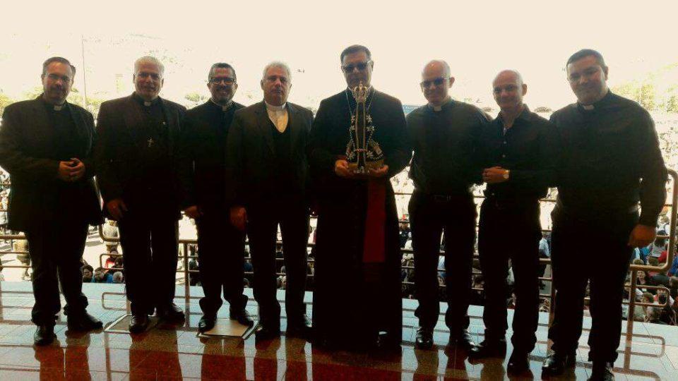 Bispo anuncia peregrinação para 2018 em Aparecida
