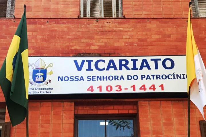 Dom Paulo Cezar vai inaugurar sede do Vicariato Nossa Senhora do Patrocínio