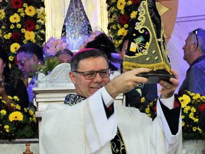Diocesanos celebram elevação do Santuário Nossa Senhora Aparecida da Babilônia