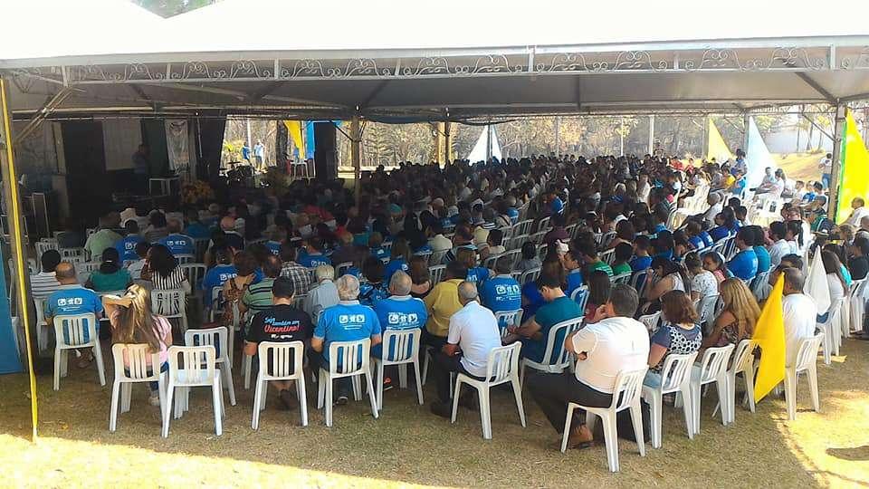 Aconteceu na diocese: II ENVIA – Encontro de Vicentinos na Amizade