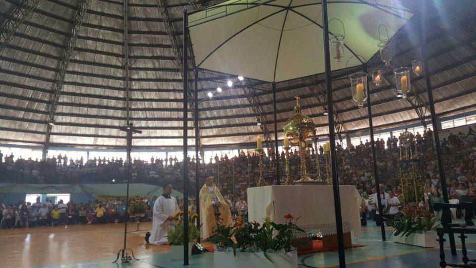 ACONTECEU: Encontro Diocesano de Ministros Extraordinários da Sagrada Comunhão