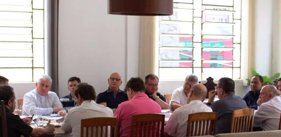 Dom Paulo Cezar realiza Atividades de Planejamento e avaliação
