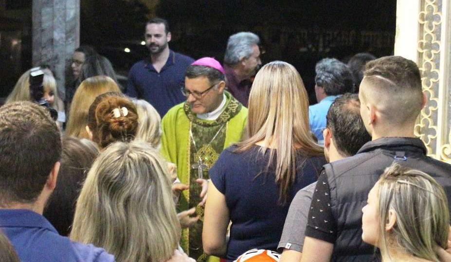 Acolhimento, emoção e partilha marcam visita pastoral de Dom Paulo Cezar