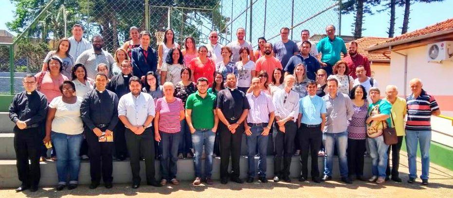 Atendentes paroquiais do Vicariato São Bento participam de treinamento do SGCP