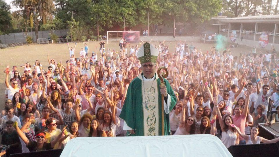 Dom Paulo participa do Catholic Holi