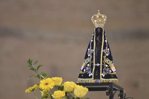 Imagem Peregrina de Nossa Senhora Aparecida chegará a Jahu