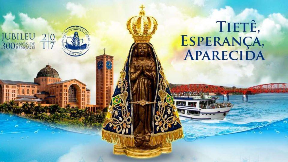 Barra Bonita acolhe a imagem Peregrina de Nossa Senhora Aparecida neste sábado