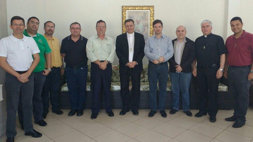 Aconteceu na diocese: Reunião de Formadores