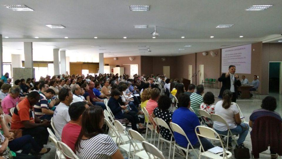 Assembleia Catequética Diocesana marca domingo na cidade de Matão