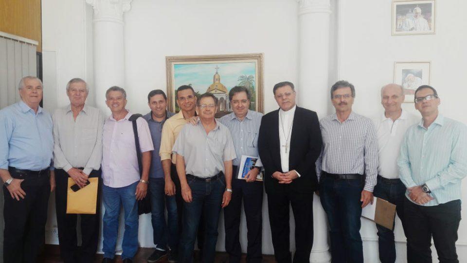Aconteceu na diocese: Reunião do Conselho Econômico
