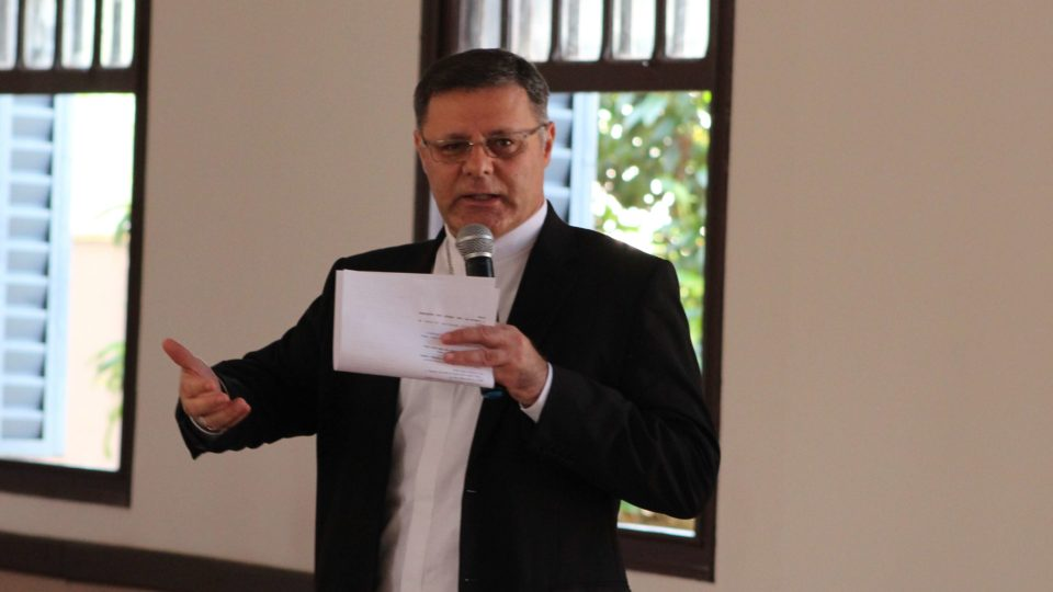 Reunião do Governo da Diocese