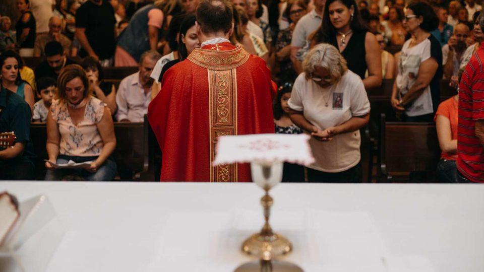 Festa de Santa Luzia e reabertura da capela em Jaú