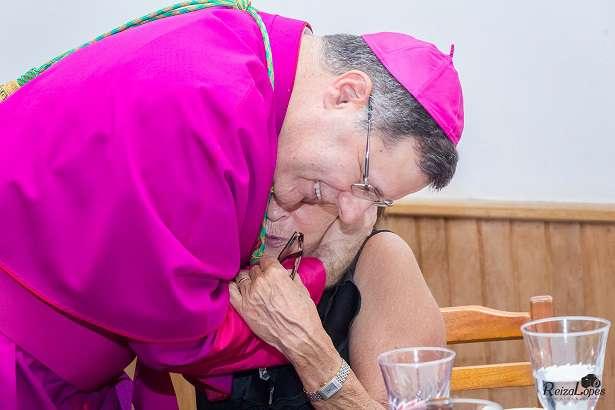 Confira as fotos da Celebração Festiva do Jubileu Sacerdotal de Dom Paulo Cezar Costa