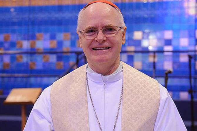 Cardeal Odilo Pedro Scherer felicita Dom Paulo Cezar