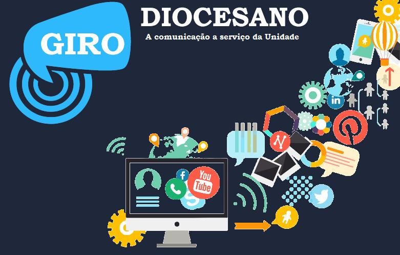 """Portal Diocesano ganhará novo espaço o """"Giro Diocesano"""""""