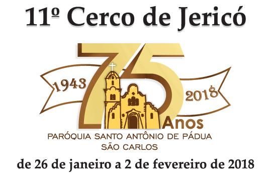 Paróquia Santo Antônio em São Carlos vai realizar 11º Cerco de Jericó