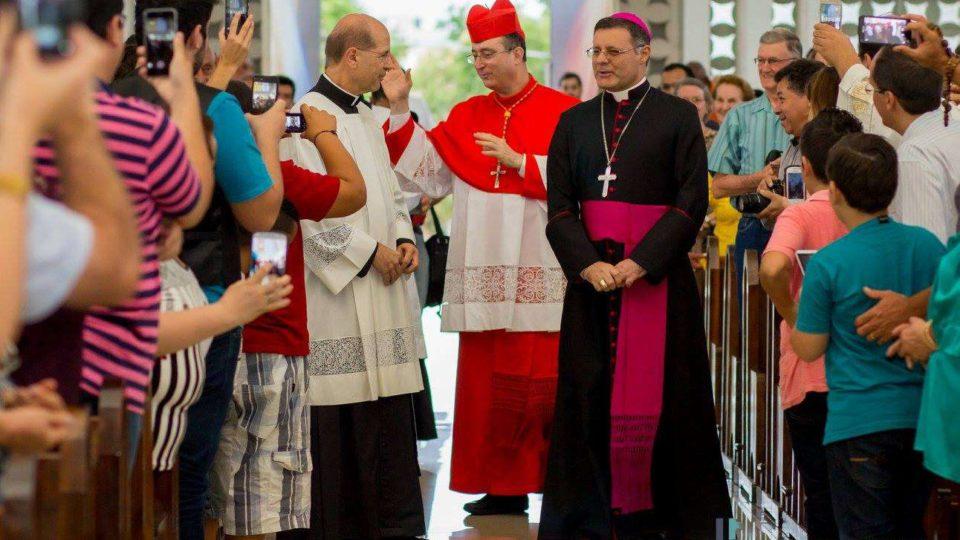 Cardeal Sérgio da Rocha presidirá  Santa Missa em comemoração dos 120 anos de fundação da Paróquia Senhor Bom Jesus em Matão