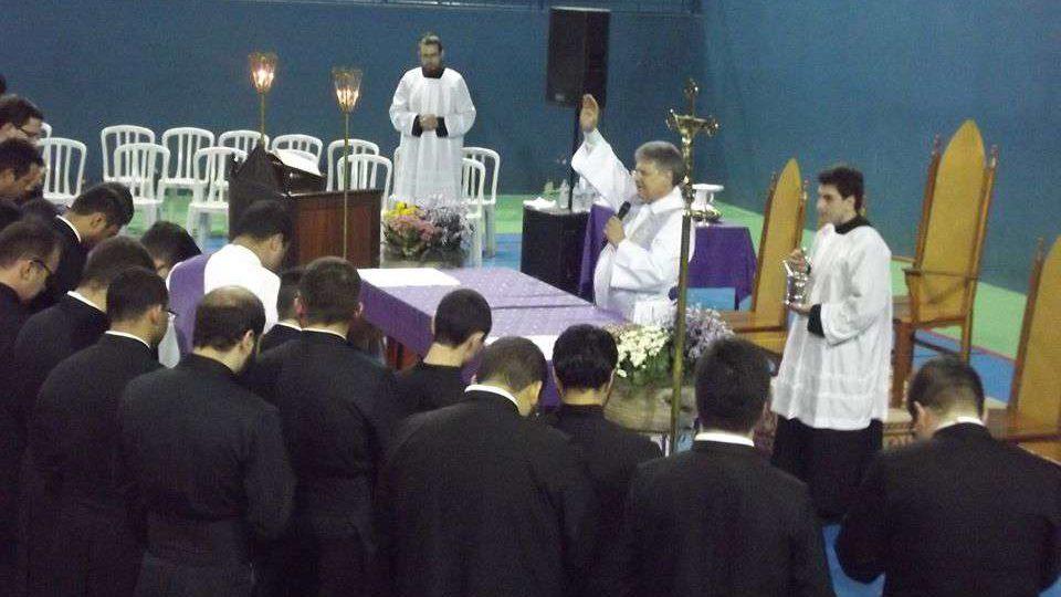 Na cidade de Itirapina Seminarista de Teologia realizaram atividades missionárias