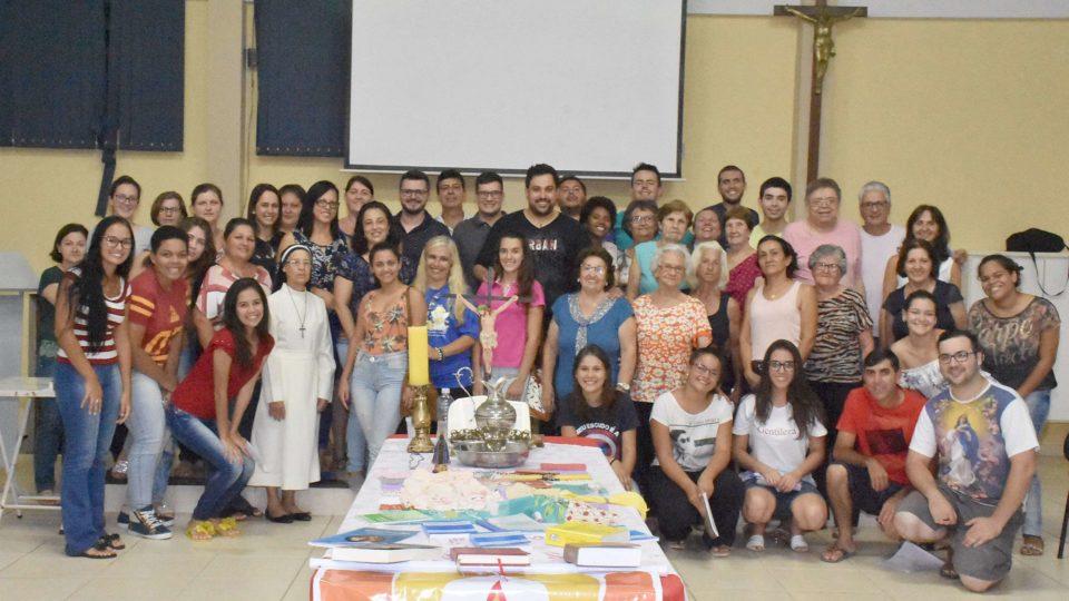 Paróquia São Sebastião de Borborema realiza Formação Catequética 2018