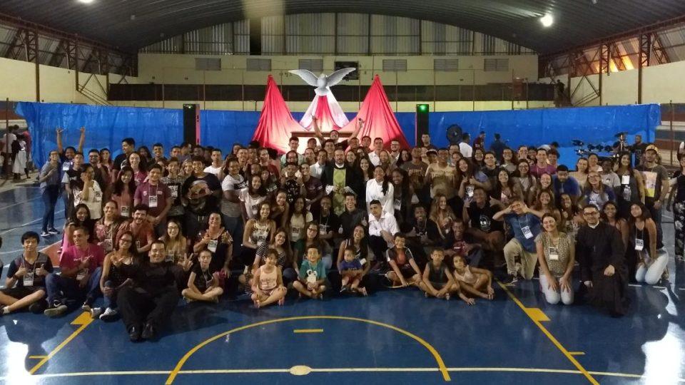 Jovens se reúnem em Barra Bonita para retiro de carnaval