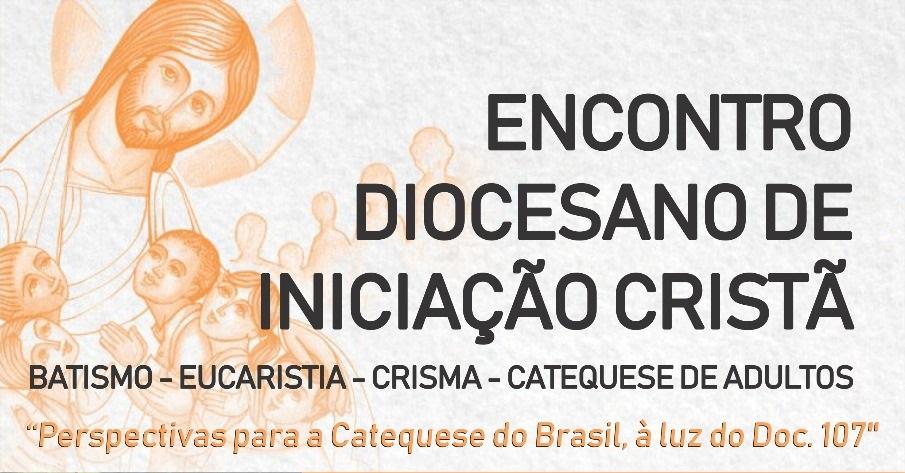 Encontro de formação para coordenadores de catequese da Diocese