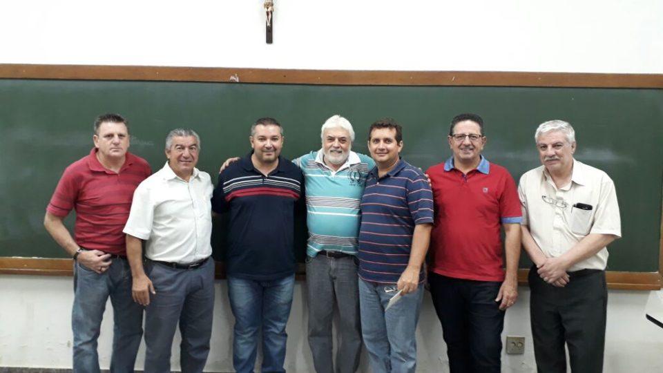 Diáconos permanentes  estiveram reunidos no Vicariato São Bento