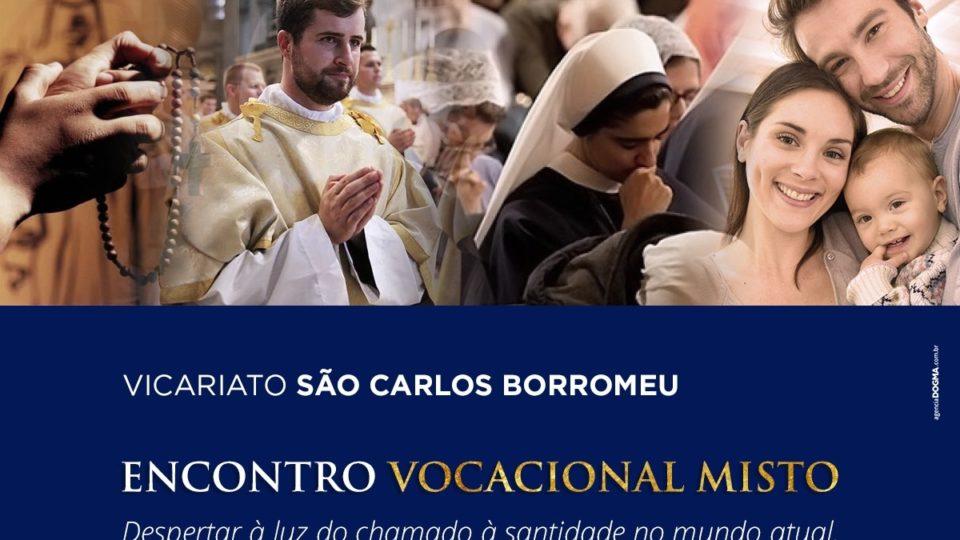 Pastoral Vocacional Diocesana faz convite para encontro misto