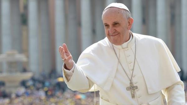Papa: que a Copa do Mundo possa favorecer a paz entre as nações