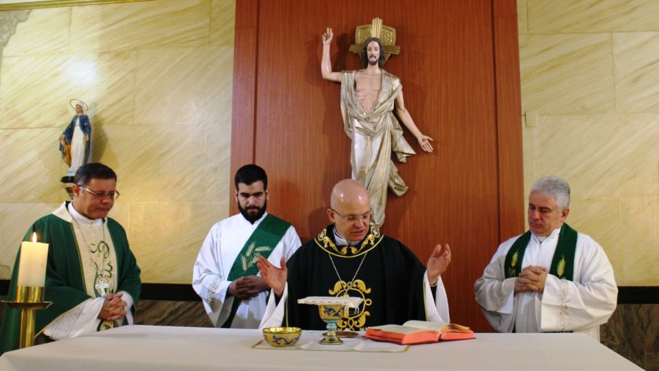 Missa marca aniversário natalício de Dom Eduardo Malaspina