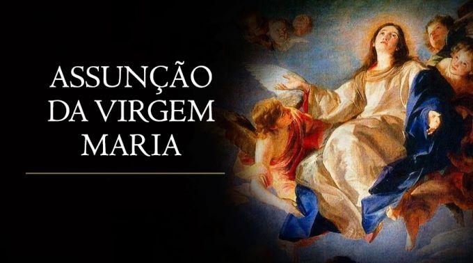 Momento Catequético: Assunção de Nossa Senhora Solenidade – Dia dos Consagrados