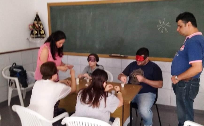Pastoral da Inclusão da Diocese de São Carlos promove o 1° curso de Braille no Vicariato Nossa Senhora do Patrocínio