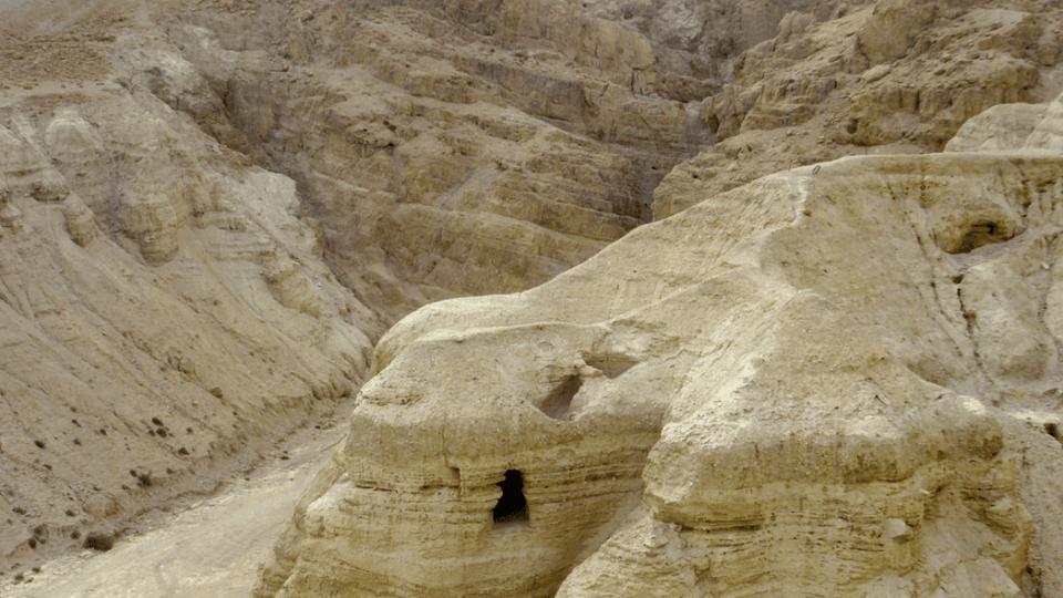 Diário de bordo- acompanhe a história de Qumran
