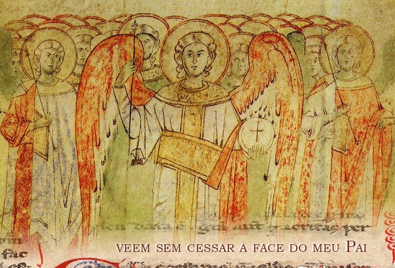 Momento Catequético: Memória Santos Anjos da Guarda