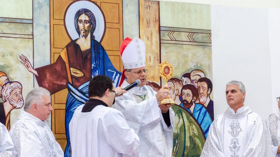Comunidade Católica de São Carlos celebra dia de São Benedito