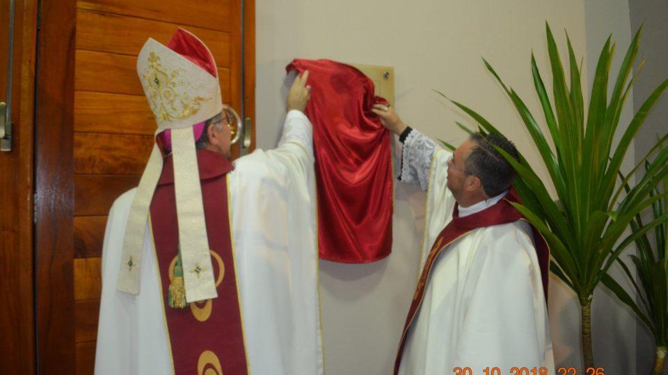 Dedicação da Igreja de São Judas em Brotas