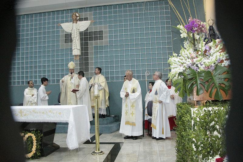 Paróquia Nossa Senhora Aparecida em Jaú completa 50 anos de criação
