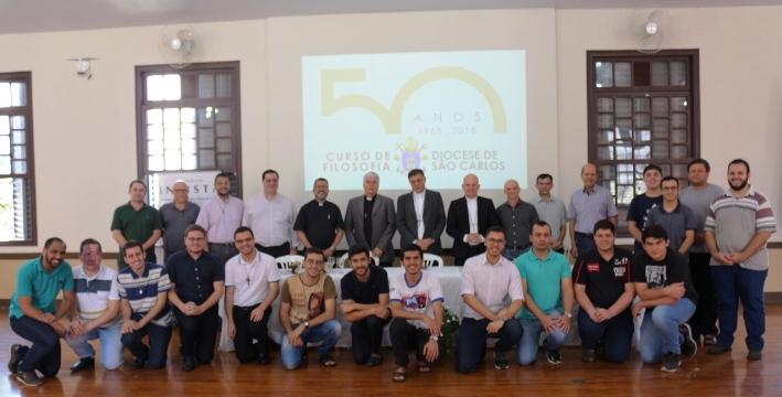 Conferências Filosóficas marcam os 50 anos do Curso de Filosofia da Diocese de São Carlos